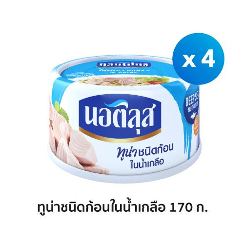 Nautilus-Tuna-Chunk-In-Bine-Can-Pack4